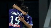 Le premier but de Wissam Ben Yedder contre Auxerre