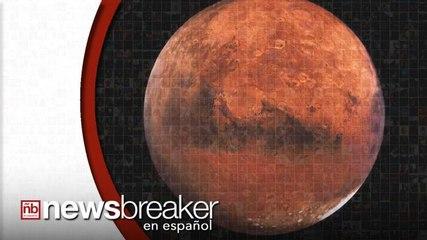 NASA ha Encontrado Evidencia de que hay Agua en Marte