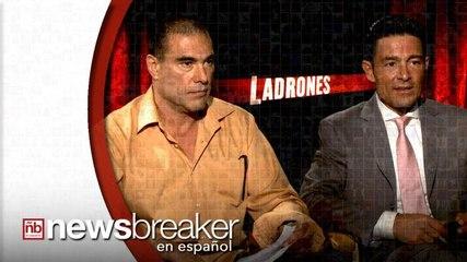 Fernando Colunga y Eduardo Yáñez nos hablan de su Nueva Comedia 'Ladrones'