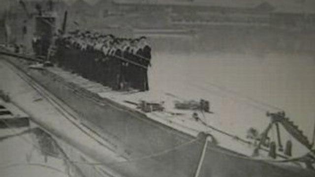 sous-marin rubis