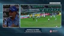 Já passei por todo tipo de pressão, frisa Marcelo Oliveira depois de classificação suada