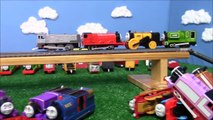 Worlds Strongest Engine Double Trouble 5 Thomas and Friends Engines Competition!