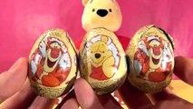9 Disney's Winnie the Pooh - Surprise Eggs Unboxing! Disneys winnie the pooh surprise by TheSurpriseEggs