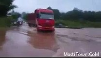 20 year old Truck Driver dies in river accident Danger  - By FunWithLearn