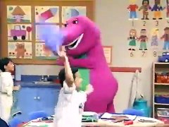 Barney & Friends Good Clean Fun Season 4 Episode 15 DVD