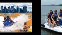 Manhattan jet ski rental island boat NYC Jet Ski New York city tours