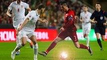 Cristiano Ronaldo -  Motivational & Skills  Cristiano Ronaldo   Skills Portugal (Virtual Riot) SkillTwins CRAZY Nutmeg⁄Panna Skill vs. Football Professional Player! ★Cristiano Ronaldo