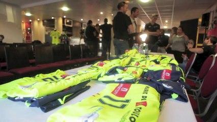 Spacer's Toulouse Volley - conférence de presse et remise des maillots officiels saison 2015/2016