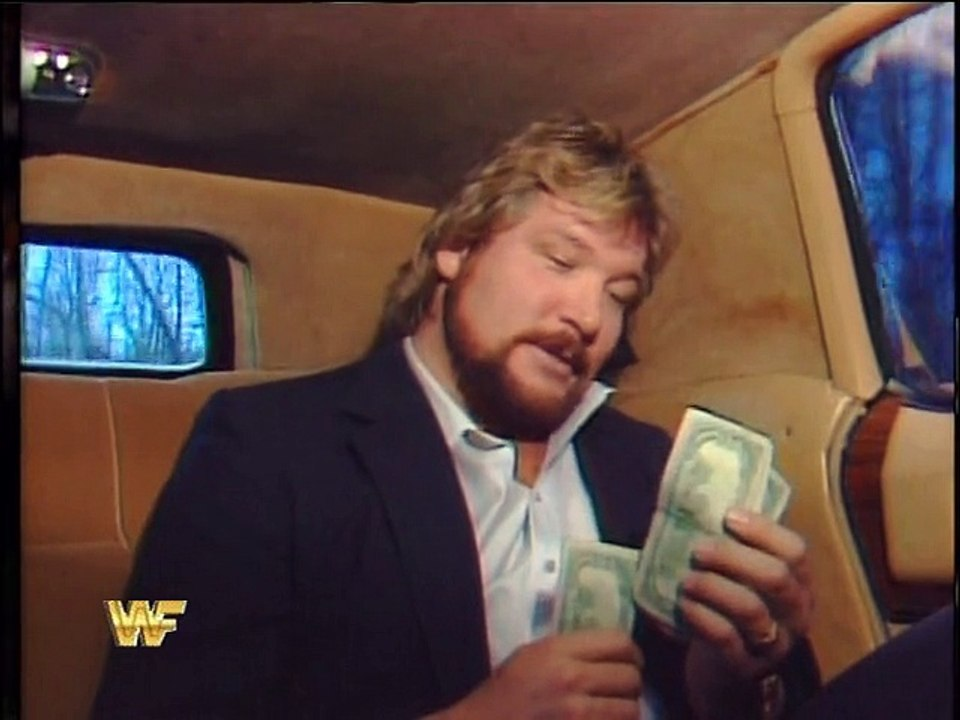 The Million Dollar man explains why he is thankful.