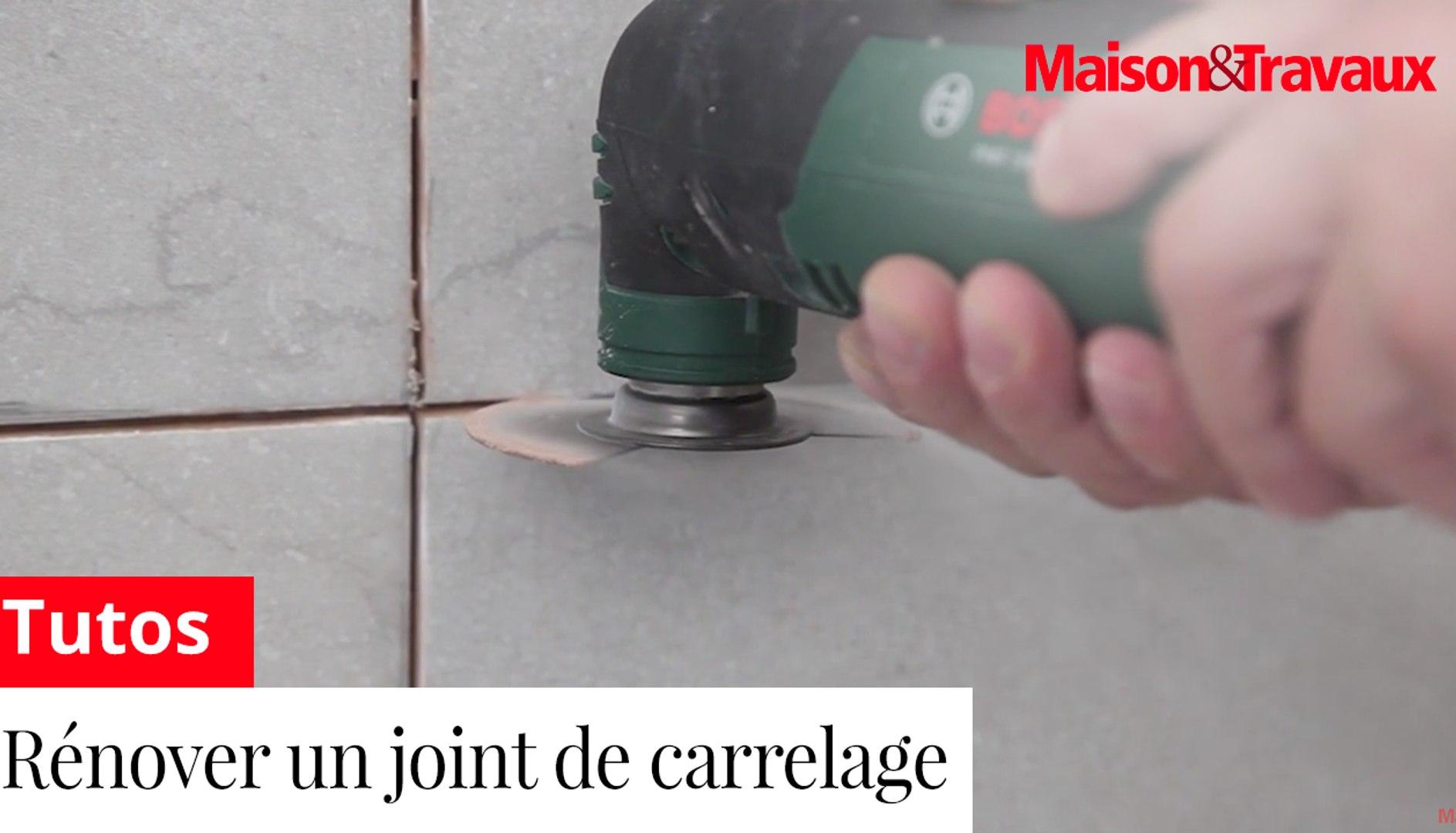 Renover Un Carrelage Ancien comment rénover un joint de carrelage ?