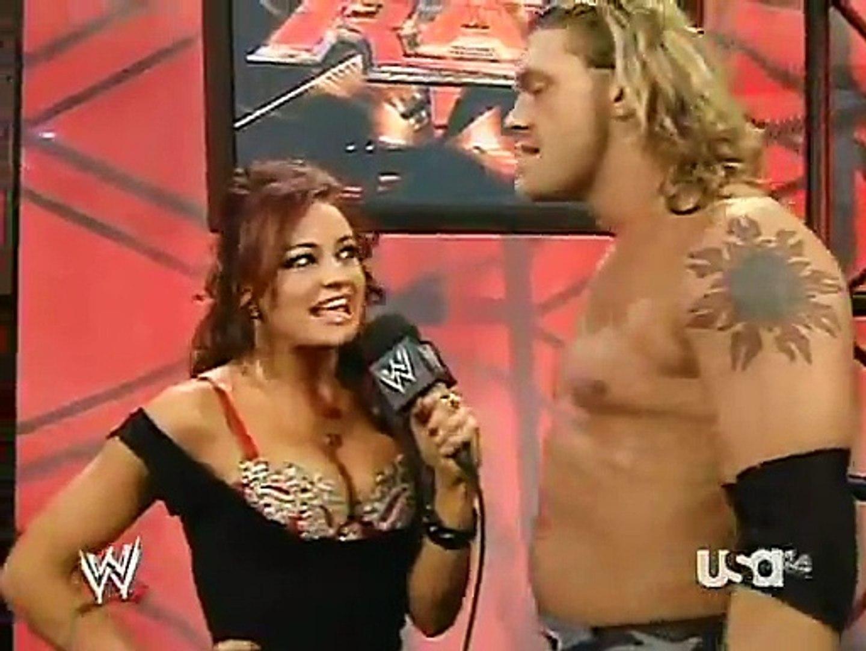 Maria Interviews Edge
