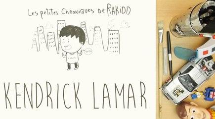 Les petites chroniques de Rakidd #04 : Kendrick Lamar