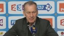Foot - C. Ligue - Troyes : Furlan «On a été bousculé»