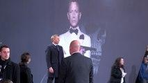 James Bond, ou melhor Daniel Craig, esquenta Berlim!