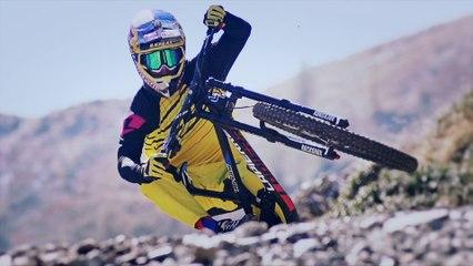 Incredible Downhill MTB With World Champion Loic Bruni