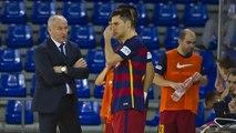 FCB Futsal: Declaracions de Marc Carmona abans del Barça Lassa - Levante Dominicos