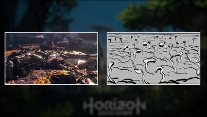Trailer Storyboard de Horizon