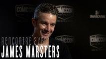 James Marsters : de Buffy à Metal Hurlant, notre interview