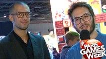 Paris Games Week 2015 : interview Najib Messaoudi de Nintendo France