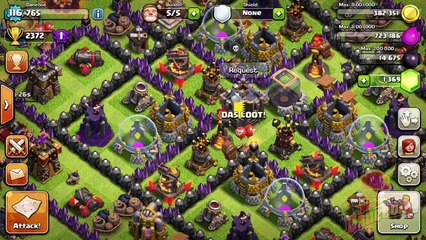 SUPER MARIO vs CLASH OF CLANS