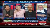 Arif Hameed Bhatti blast on Siddique Balouch and PILDAT survey