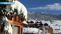 D!CI TV - De la neige sur nos sommets ce jeudi en images