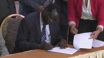 Sud soudan, Les pourparlers de paix avancent