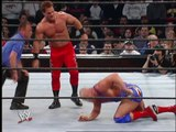 Kurt Angle vs. Chris Benoit (Royal Rumble 2003)