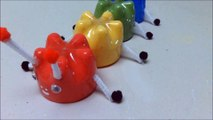 DIY Crafts Easy Recycled Project for School Caterpillar by Recycled Bottles Crafts