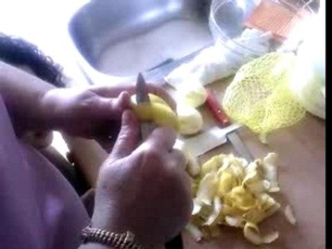 La vraie citronnade tunisienne
