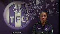 Interview de Morgane Ritter, capitaine des Féminines du TFC
