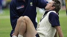Ashes 2005: Glenn McGrath recalls the freak ankle injury he suffered at Edgbaston