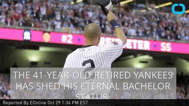 Derek Jeter - A Look Back at His Famous Exes