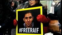 Sacharow-Preis geht an den saudischen Blogger Raif Badawi