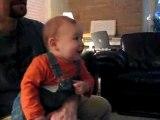 La Wii fait rire les bébés