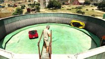 EXTREME WALLRIDE OF DEATH (GTA 5 Online Stunts) NEW BEST GAME