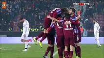 1461 Trabzon 1 - 1 Beşiktaş   Gol Yüksel Şişman