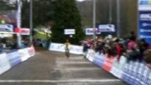 Championnat de France de cyclo-cross 2016 : L'arrivée des Cadets