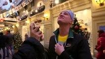 Buzz : Un parfum inspiré par Vladimir Poutine fait plisser le nez en Russie !
