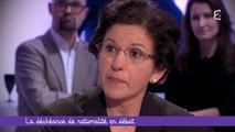 """Malika Sorel : """"Etre français, ce n'est pas seulement avoir les papiers d'identité"""" - CSOJ - 08/01/16"""