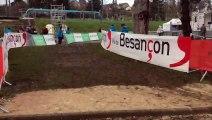 La Franc-Comtoise Ilona Peltier céde la première place à sa rivale Pasquine Vandermouten