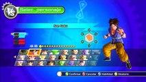 Dragon Ball Xenoverse : Goku Y Vegeta (Saga Namek) VS FUERZA GINYU ! GULDO ES ULTRA PODEROSO