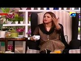 Sheikh Rasheed Get Angry On Nadia Khan Question And Warns Her To leave Show