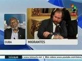 Morales: politica migratoria de EE.UU., instrumento de agresión a Cuba