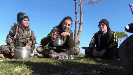 Christliches Frauenbataillon kämpft gegen IS-Dschihadisten