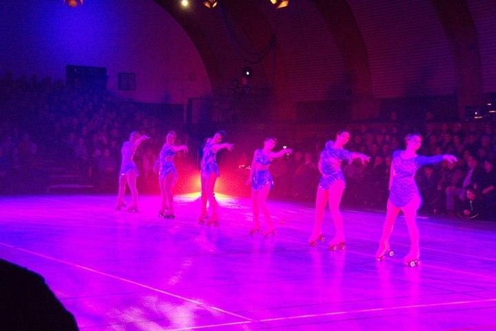 "Showskating ""Running Water"" Gala des Sports 2016 in Ennigerloh"