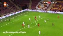Ryan Donk Goal - Galatasaray 3-1 Karsiyaka - 09-01-2016