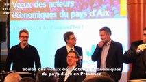 Acteurs Economiques du pays d'Aix-En-Provence (Voeux 2016)