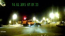 Car Crash Compilation || accidente de tráfico #191