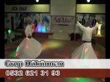 Kütahya İlahi Grubu & Semazen Ekibi 0532 621 3193 (Islamic Music Team)